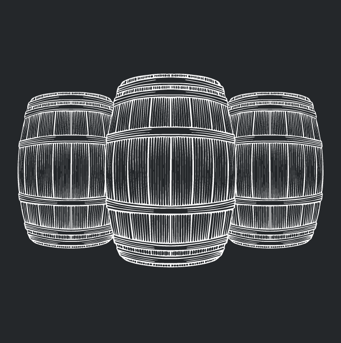 barrel icons